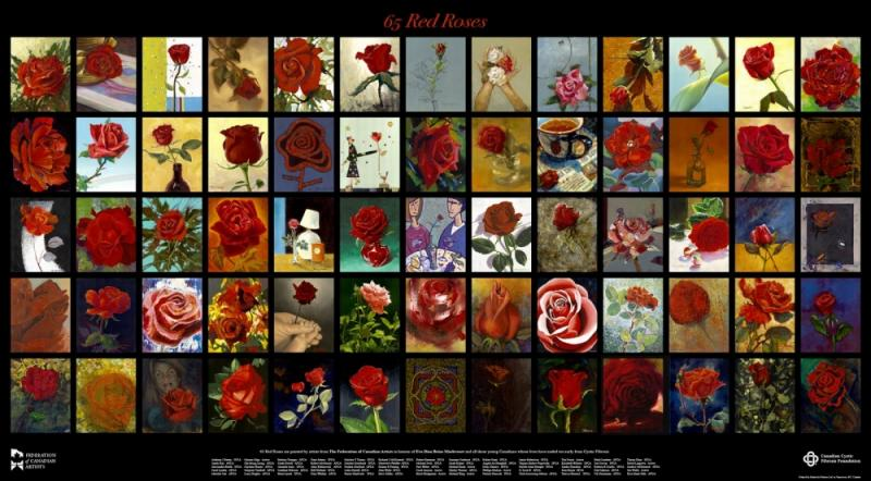 65 Red Roses 2010